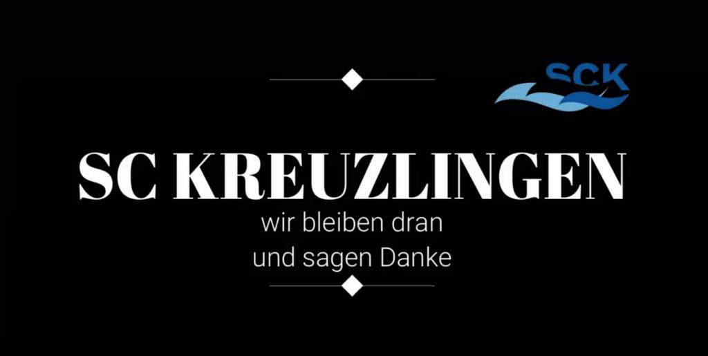 SC Kreuzlingen 2020 Danke