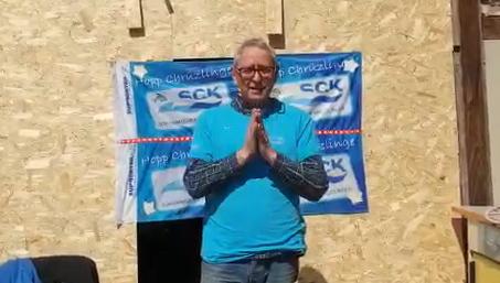 Videonachricht SCK-Präsident